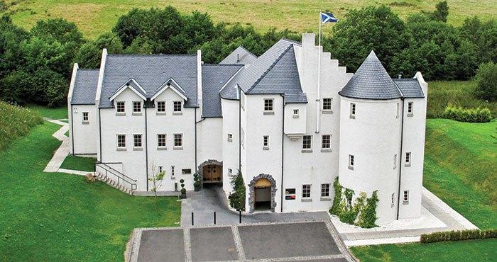 Glenskirlie House