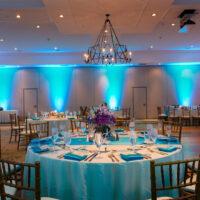 Mood Lighting for Weddings